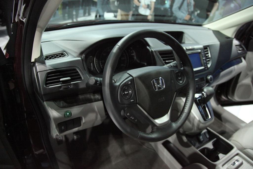 Фото нового хонда срв