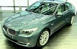 BMW показали серийную версию 5-series GT