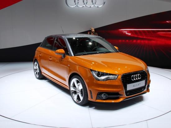 Токио 2011: премьера Audi A1 Sportback