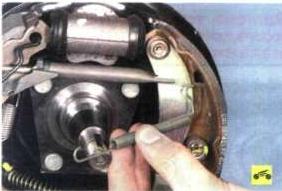 Замена тормозных колодок на ланосе