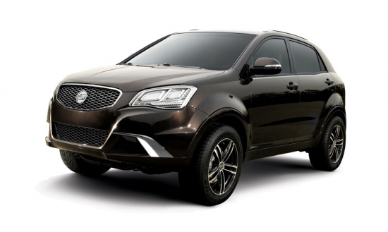 Обзор SsangYong New Action 2011