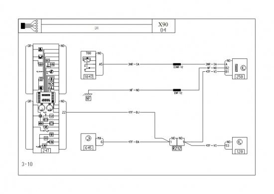 бортовой сети подключения к схема