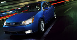 Ford Focus на батарейках – уже в 2011