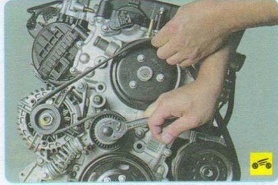 Снятие генератора ситроен берлинго 14 своими руками 61