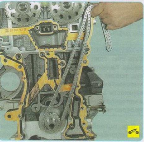 Ремонт двигателя опель корса 1.0 своими руками7