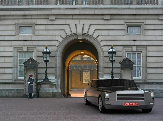 ЗИЛ будет выпускать лимузины для чиновников