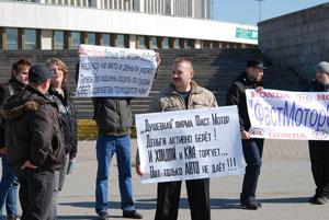 Позор дилерства Honda в России