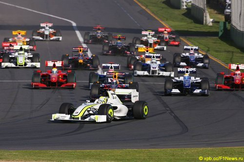 Brawn GP совершила революцию в Формуле 1