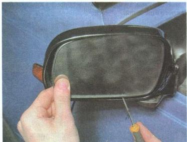 Дэу нексия ремонт своими руками зеркало