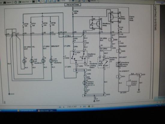 Схема электропроводки дэу леганза