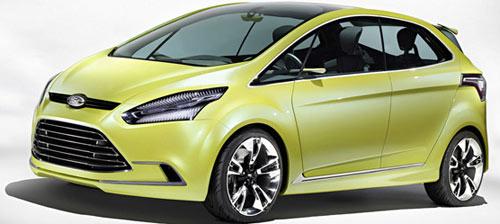 Дебютировавший в Женеве концепт-кар Ford Iosis Max