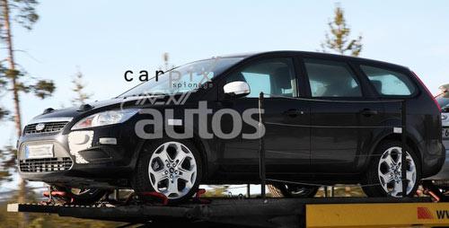 Ford Focus нового поколения в кузове универсал