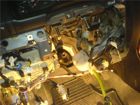 Люфт рулевой ленд крузер 80 схема рулевого