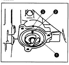 Замена термостата сузуки лиана своими руками