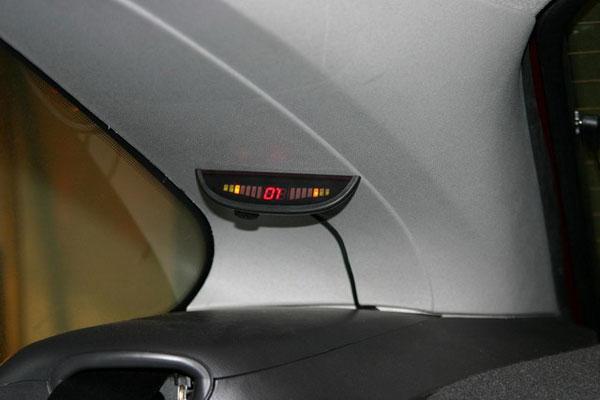 Парктроник своими руками форд фокус 2