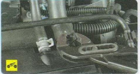 картерные газы прочистить opel corsa b