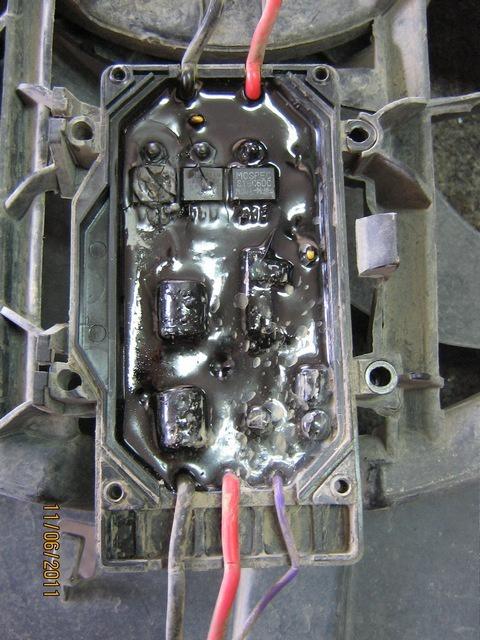 ford c-max не включается вентилятор