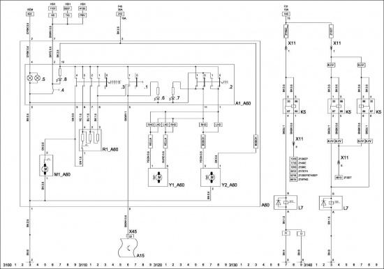 A60 – узел – кондиционер.