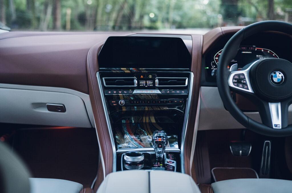 BMW 8-Series Kyoto Edition
