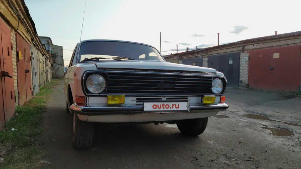 Автолюбитель из Челябинска хочет продать свою Волгу за 1 миллион рублей