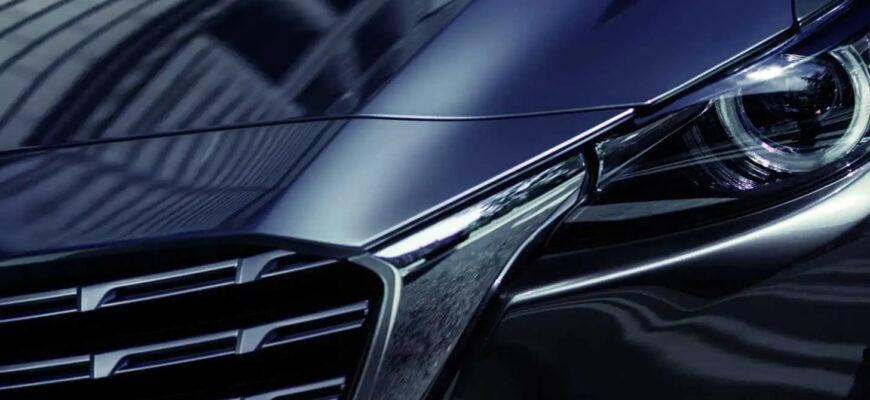 В России стартуют продажи новой Mazda CX-9