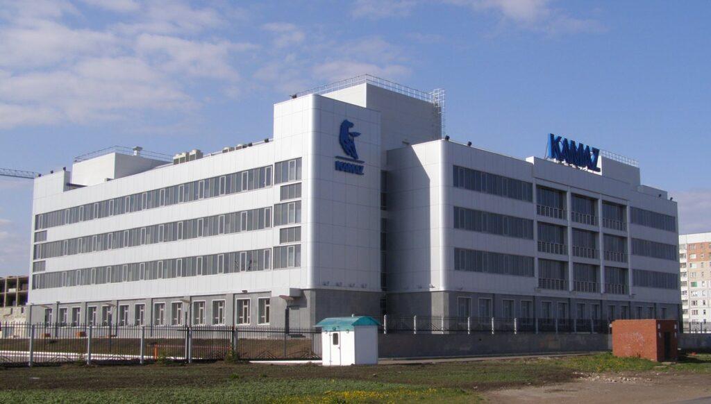 Завод КАМАЗ