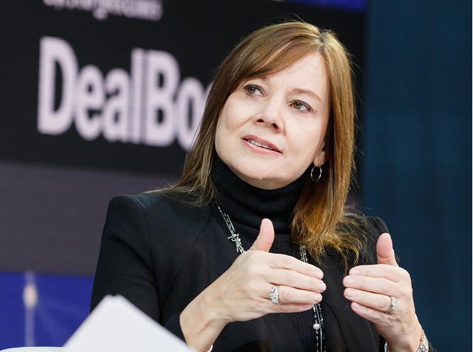 Генеральный директор автомобильной компании General Motors – Мэри Тереза Барра, отмечает, что их концерн стремится к полностью электрическому будущему для их моделей