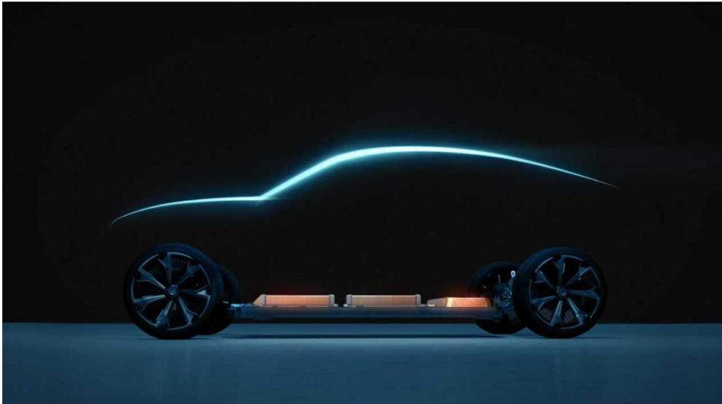 Среди прочих мелькнул и силуэт купе, очень похожий на актуальную версию Chevrolet Camaro