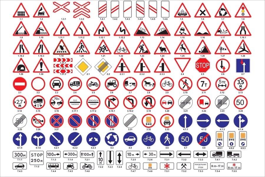 Стало известно, что в скором времени на российских дорогах появится новый дорожный знак