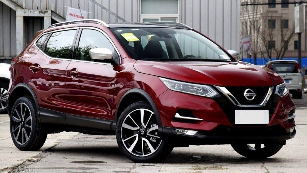 Самой массовой моделью 2019 года стал паркетник Nissan Qashqai