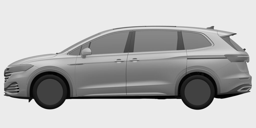 Патентные изображения Volkswagen Viloran