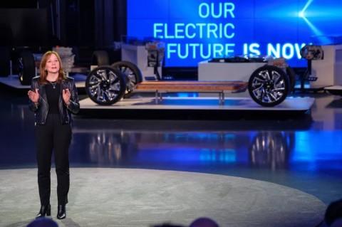Автоконцерн General Motors не так давно представил свою новую платформу для электрических автомобилей