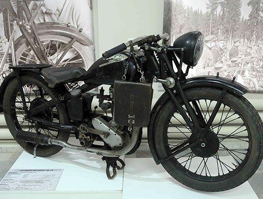 Среди имеющихся у россиян мотоциклов каждый второй был выпущен более 30 лет назад