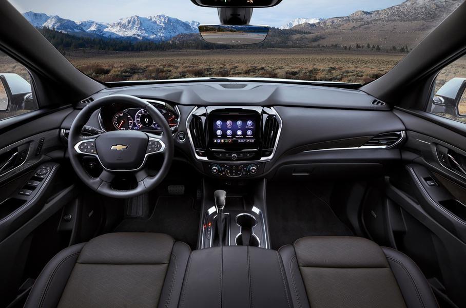 В салоне паркетника появилась приборная панель, идентичная той, что устанавливается на автомобиль Opel Insignia