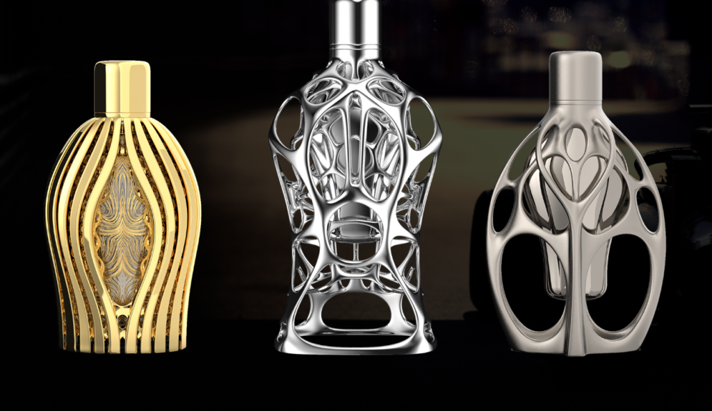 В прошедшем году другая британская компания Designer Parfums создала серию ароматов, посвященных гонке Формула-1
