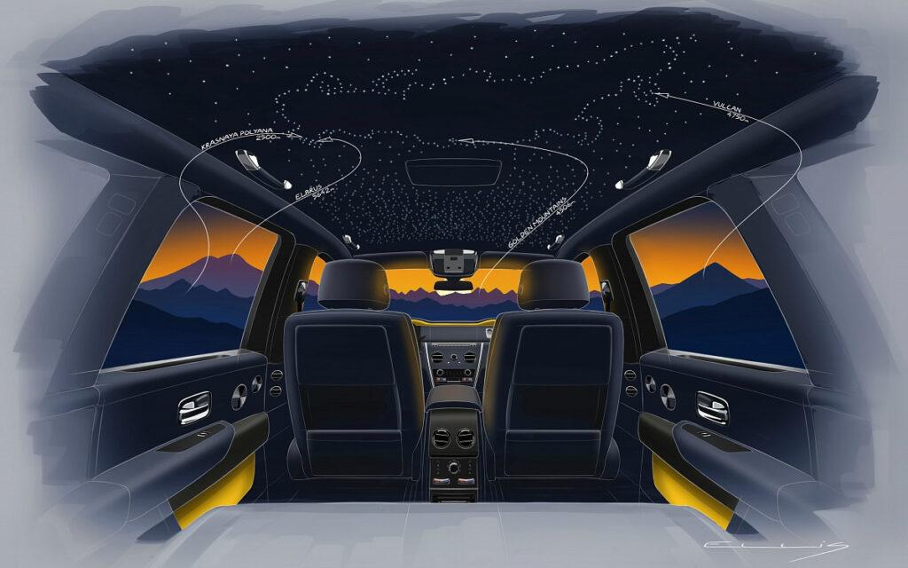 Премиальная компания Rolls-Royce готовит лимитированную специальную серию паркетника Cullinan, которая будет посвящена российской природе