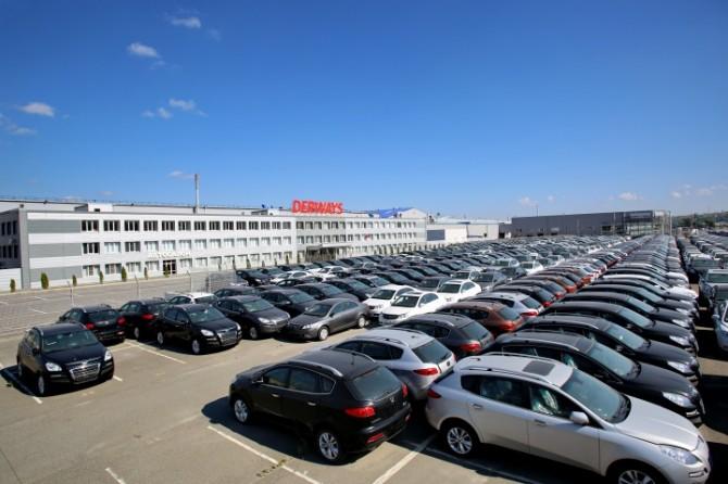 На заводе в Азербайджане в городе Нахичевань сейчас выпускают шесть автомобилей марки Lifan