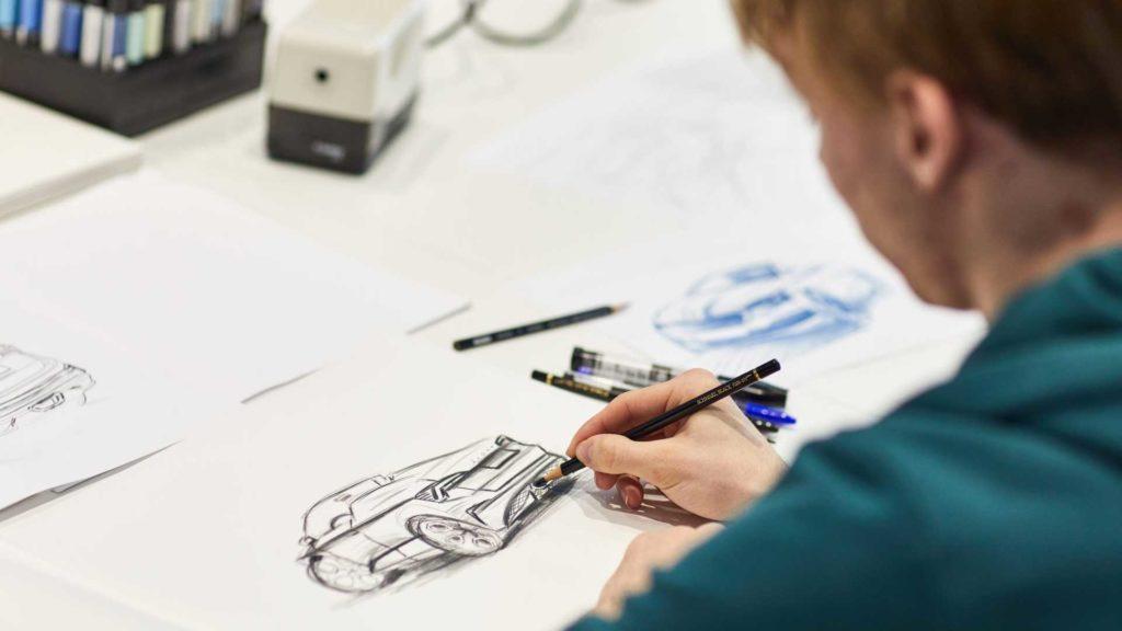 Экспериментальная версия Skoda Scala станет седьмым таким автомобилем, который разработан студентами