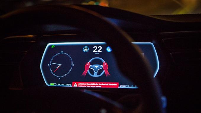 IIHS опубликовал свои требования, которые касаются в основном производителей, которые занимаются разработкой и выпуском умных автомобилей