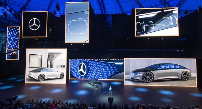 Ряд крупнейших автопроизводителей не приехал на выставку 2019 года