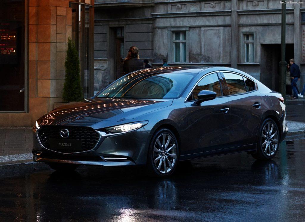 У Mazda третий серии были выявлены технические неполадки в работе мотора