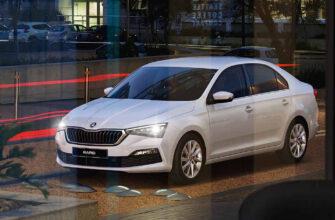 В России более чем на 50% выросли продажи автомобилей Skoda