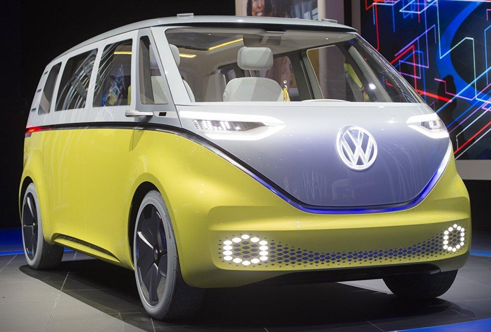 Уже к 2050 году немцы намерены целиком исключить производство автомобилей с высоким уровнем загрязнения атмосферы
