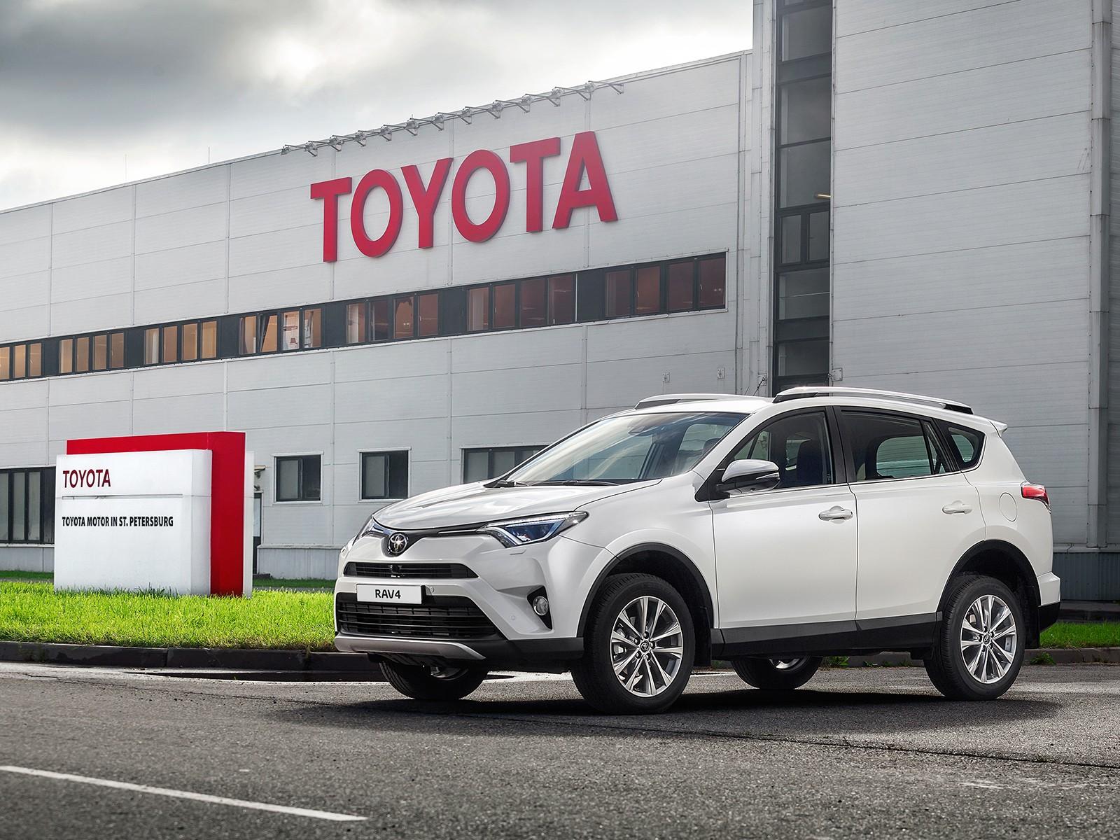 «Умные» модели Toyota скоро появятся в РФ
