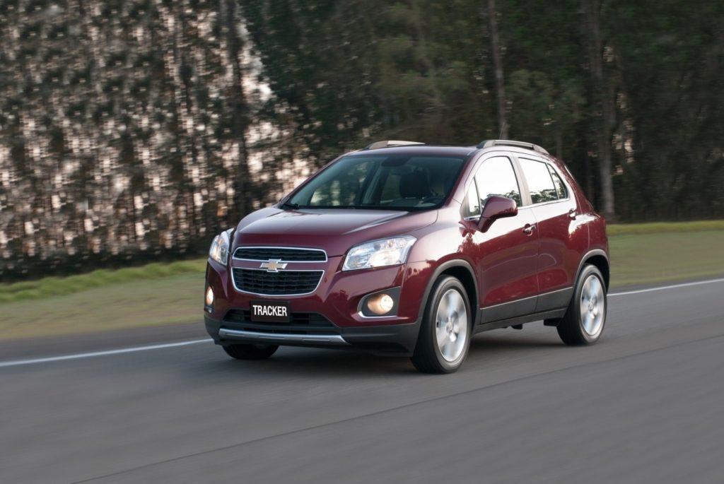 Исходя из тренда рынка поставит в Россию компактный кроссовер Chevrolet Tracker