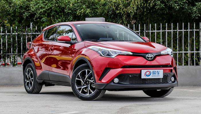 Чего ожидать от нового кроссовера Toyota?