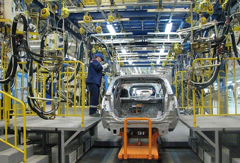 Компания Hyundai собирается приобрести российский завод General Motors, который располагается в Санкт-Петербурге