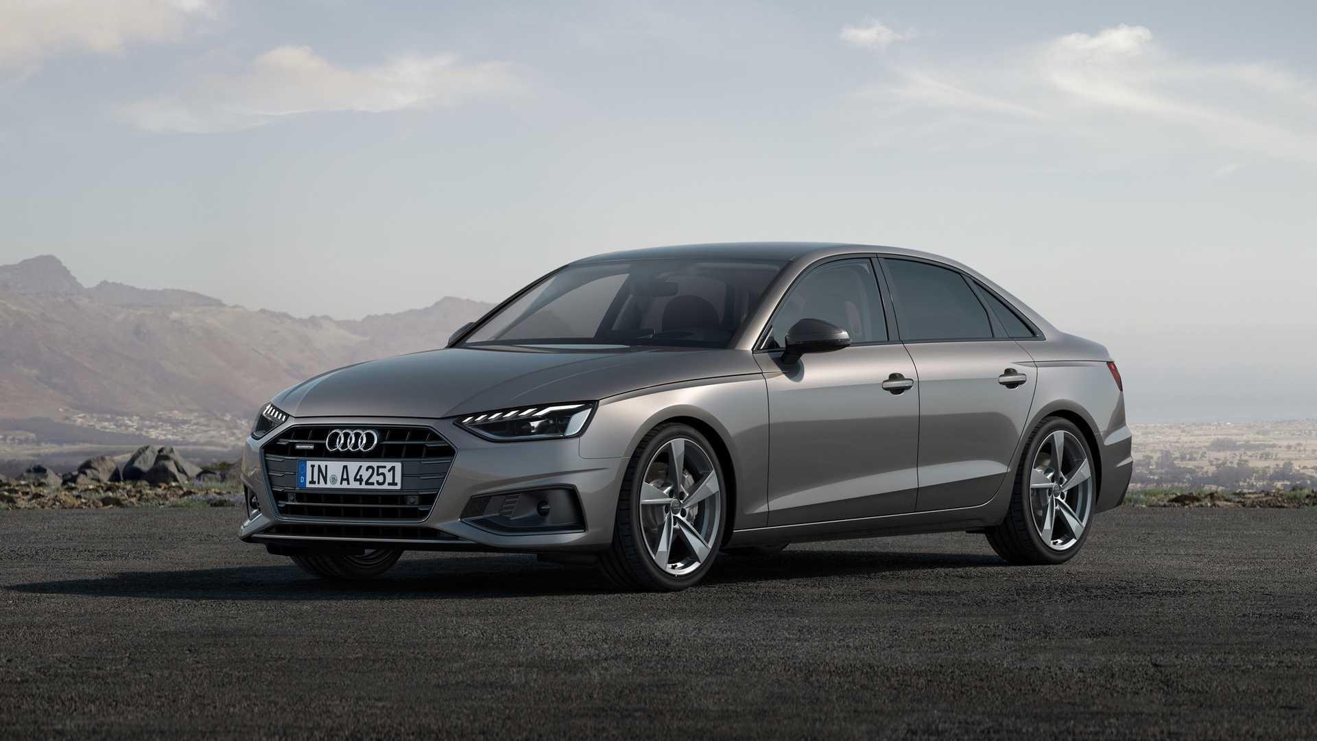 Некоторые модели Audi подлежат отзыву