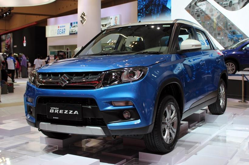 Suzuki презентовали свой первый авто в кузове кросс-купе