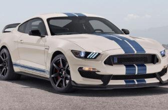 Компания Ford намеревается выпустить Mustang с полным приводом